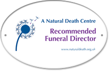Natural Death Centre Recommended Funeral Director