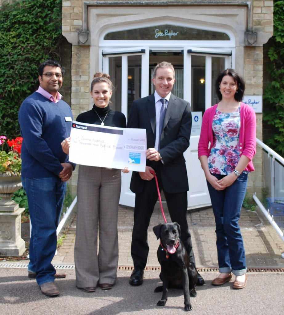 fundraising by Kingfisher Independent Funeral Services