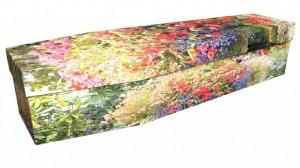 Garden Coffin