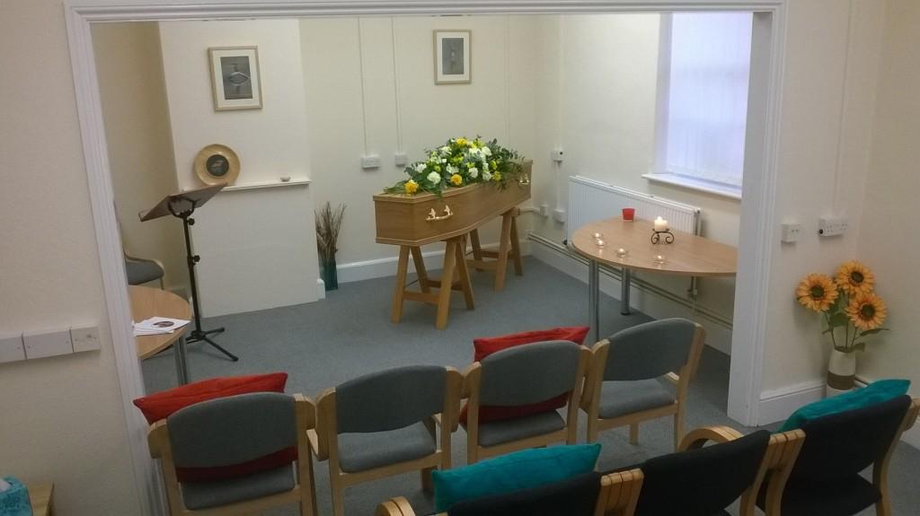 Huntingdon Ceremony Room